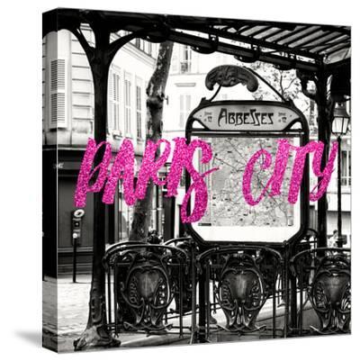Paris Fashion Series - Paris City - Metro Abbesses II