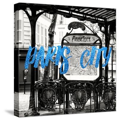 Paris Fashion Series - Paris City - Metro Abbesses III
