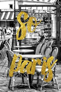 Paris Fashion Series - So Paris - Brasserie Montmartre by Philippe Hugonnard