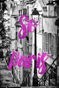 Paris Fashion Series - So Paris - Montmartre II by Philippe Hugonnard
