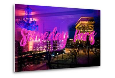 Paris Fashion Series - Someday Paris - Arc de Triomphe by Night