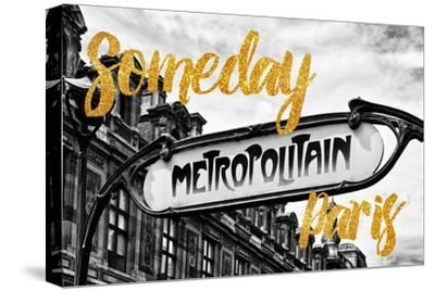 Paris Fashion Series - Someday Paris - Metropolitain