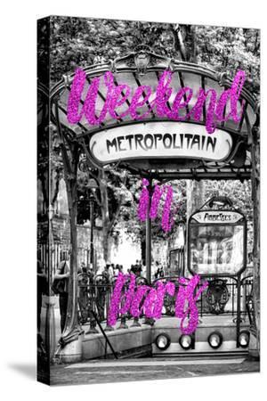 Paris Fashion Series - Weekend in Paris - Metropolitain Abbesses II