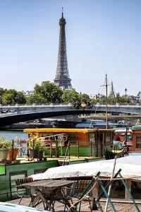 Paris Focus - Barge Ride by Philippe Hugonnard