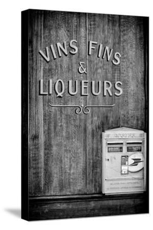 Paris Focus - French Box Letters