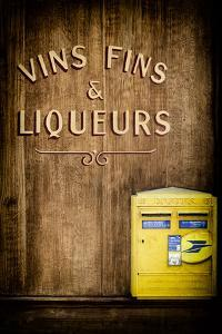 Paris Focus - French Box Letters by Philippe Hugonnard