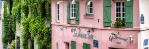 Paris Focus - La Maison Rose in Montmartre by Philippe Hugonnard