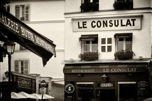 Paris Focus - Montmartre Restaurant by Philippe Hugonnard