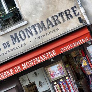 Paris Focus - Montmartre Souvenirs by Philippe Hugonnard