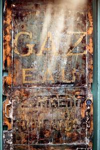 Paris Focus - Old Door 19th by Philippe Hugonnard