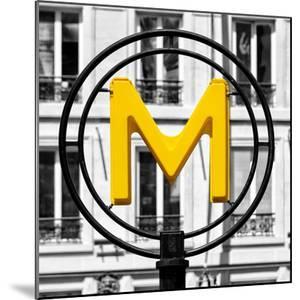 Paris Focus - Paris Métro by Philippe Hugonnard