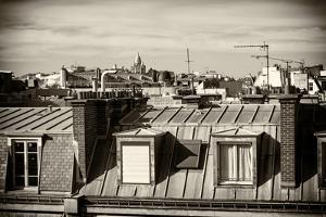 Paris Focus - Paris Roofs by Philippe Hugonnard