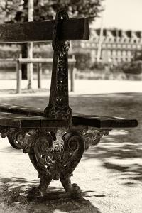 Paris Focus - Public Bench by Philippe Hugonnard