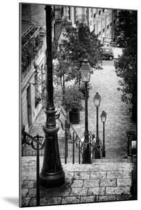 Paris Focus - Stairs of Montmartre by Philippe Hugonnard