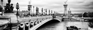 Paris sur Seine Collection - Alexandre III Bridge II by Philippe Hugonnard