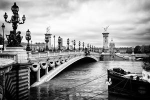 Paris sur Seine Collection - Alexandre III Bridge by Philippe Hugonnard