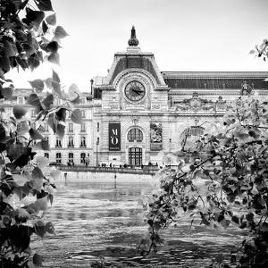 Paris sur Seine Collection - Musee d'Orsay V by Philippe Hugonnard