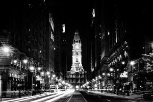 Philadelphia City by Philippe Hugonnard
