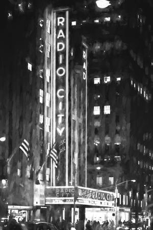 Radio City by Philippe Hugonnard