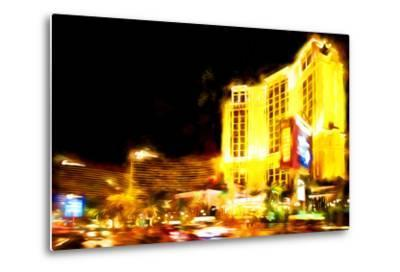 Resort Vegas - In the Style of Oil Painting