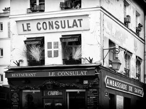 Restaurant Le Consulat - Montmartre - France by Philippe Hugonnard