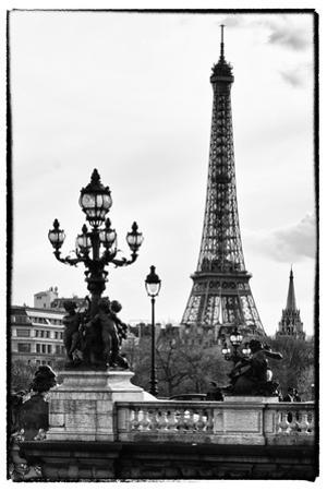 Romantic Eiffel Tower - Paris by Philippe Hugonnard