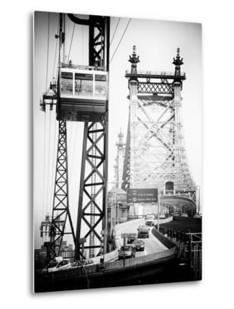Roosevelt Island Tram and Ed Koch Queensboro Bridge (Queensbridge), Manhattan, New York City