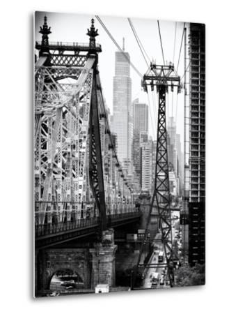 Roosevelt Island Tram and Ed Koch Queensboro Bridge (Queensbridge) Views, Manhattan, New York