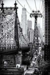 Roosevelt Island Tram and Ed Koch Queensboro Bridge (Queensbridge) Views, Manhattan, New York by Philippe Hugonnard