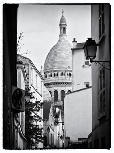 Sacre-Cœur Basilica - Montmartre - Paris - France by Philippe Hugonnard