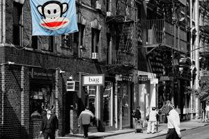 Safari CityPop Collection - Animal Kingdom in Manhattan III by Philippe Hugonnard