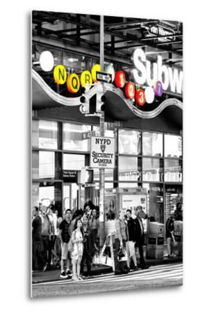 Safari CityPop Collection - Manhattan Subway Station V