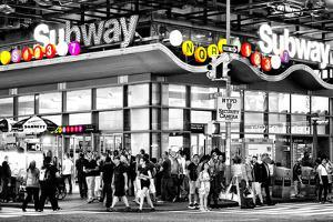 Safari CityPop Collection - Manhattan Subway Station by Philippe Hugonnard