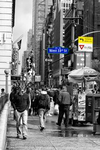 Safari CityPop Collection - Manhattan West 33rd Street II by Philippe Hugonnard