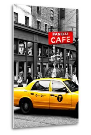 Safari CityPop Collection - New York Yellow Cab in Soho II