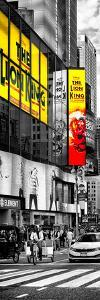 Safari CityPop Collection - Times Square Lion King II by Philippe Hugonnard