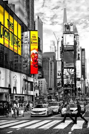 Safari CityPop Collection - Times Square Lion King by Philippe Hugonnard