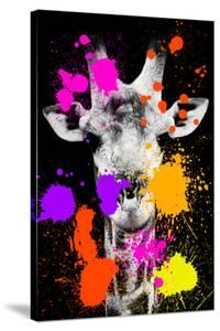 Safari Colors Pop Collection - Giraffe II by Philippe Hugonnard