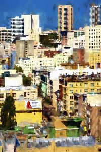 San Francisco City by Philippe Hugonnard