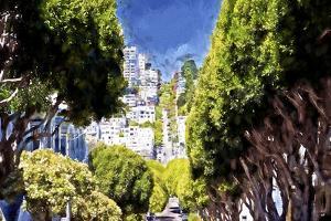 San Francisco Street by Philippe Hugonnard