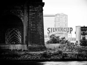 Silvercup Studios, Roosevelt Island for the Ed Koch Queensboro Bridge, Long Island City, New York by Philippe Hugonnard