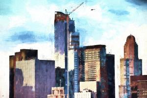 Skyscrapers by Philippe Hugonnard