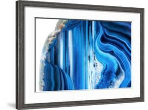 So Pure Collection - Beautiful Blue Agate by Philippe Hugonnard
