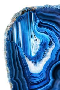 So Pure Collection - Blue Agate by Philippe Hugonnard