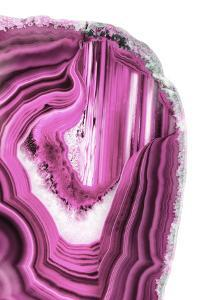 So Pure Collection - Pink Agate by Philippe Hugonnard