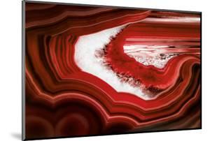 So Pure Collection - Slice of Red Agate by Philippe Hugonnard