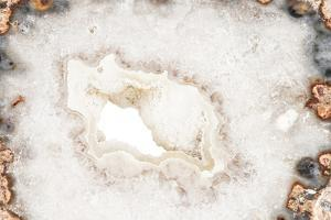 So Pure Collection - White Agate by Philippe Hugonnard
