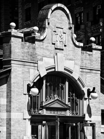Station Entrance of 72nd Street, IRT Broadway Subway Station, Upper West Side, Manhattan, New York