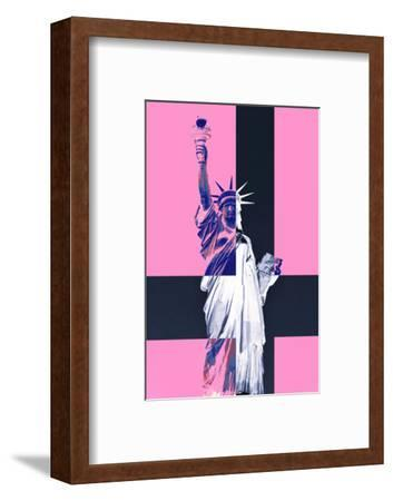 Statue of Liberty - Pop Art - Pink Ladies - New York - United States