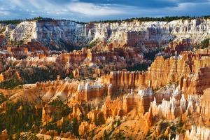 Sunrise Point - Utah - Bryce Canyon National Park - United States by Philippe Hugonnard